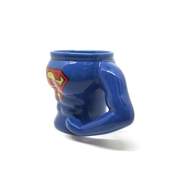 mug original superman bleu