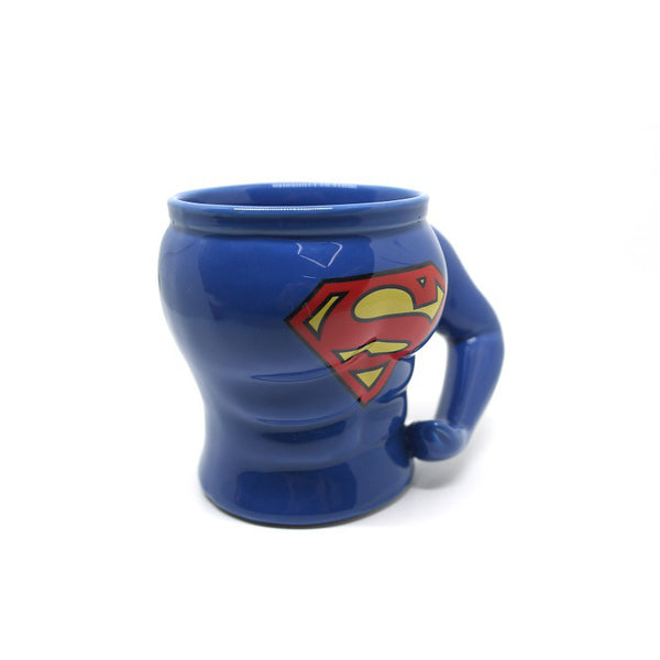 mug costume de superman