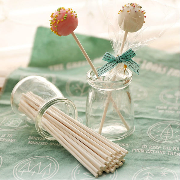 Lot de bâtonnets Cake Pop