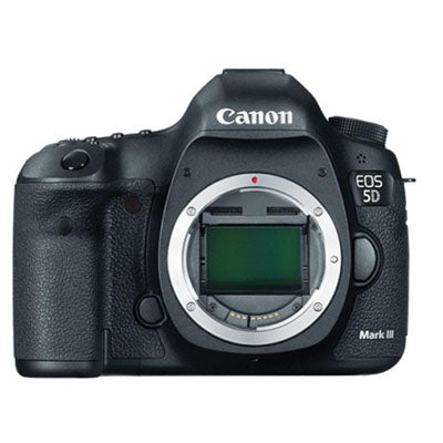 Rent a Canon EOS 5D Mark III Digital SLR. RENT AND CLICKS  provides rentals for professional photographers, videographers, and photography/videography hobbyists.