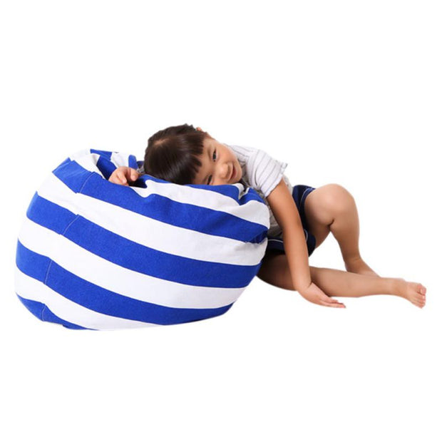 Storage Bean Bag Chair