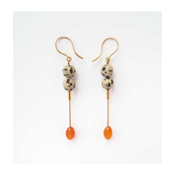 Dálmata Earrings