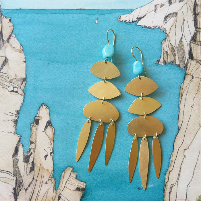 Fenicia earrings