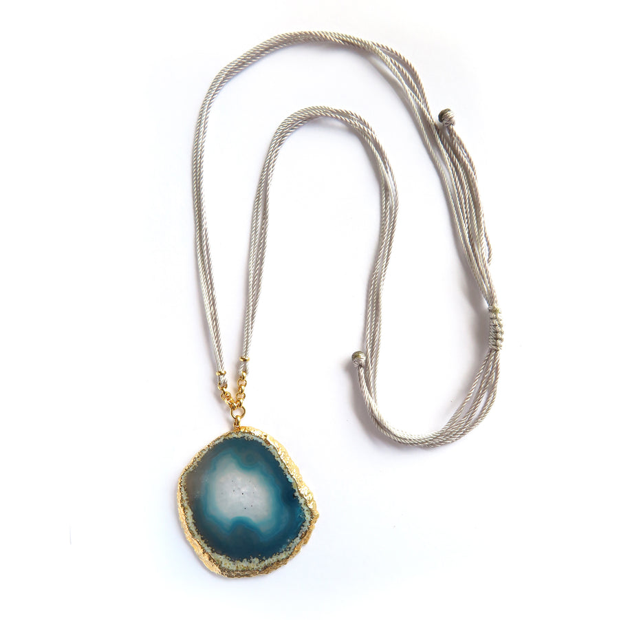Blue Island Necklace