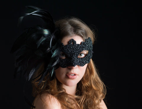 Exclusive design to Samantha Peach Masks