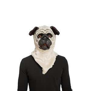 Viving Costumes Viving Costumes204680 Bulldog Mask with Movable Jaw (One Size)