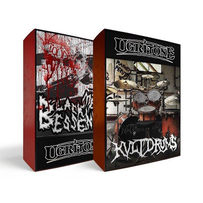 KVLT Drums + Black Metal Essentials Bundle!