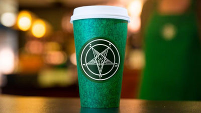 Starbucks Unveils New Satanic Holiday Cups