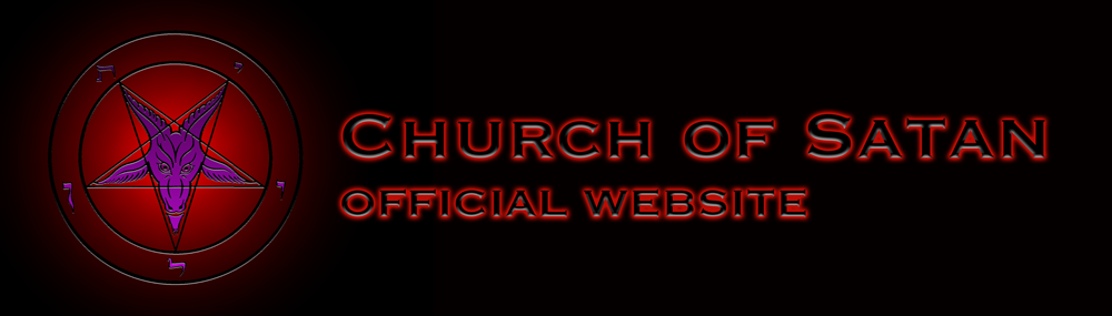 the official website of the Church of Satan