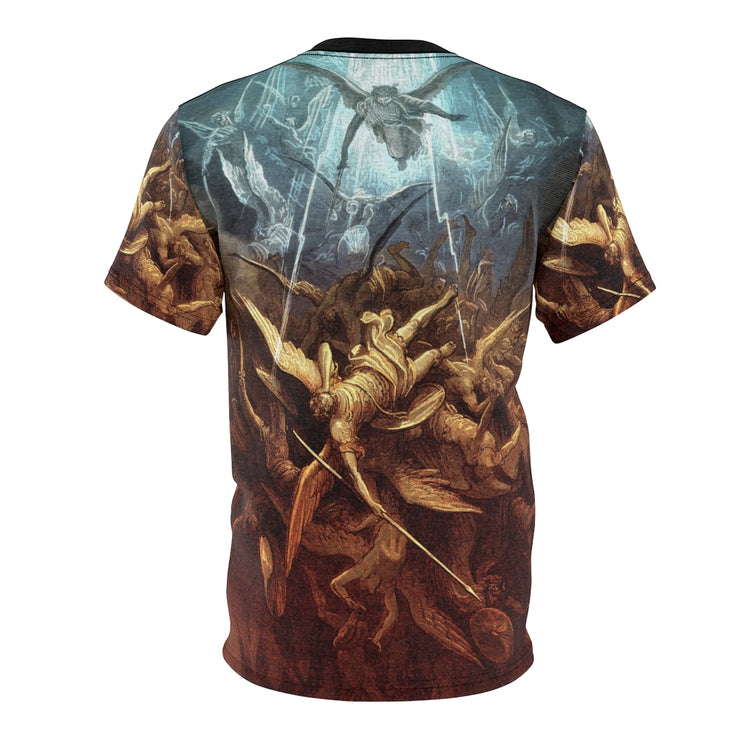 Interemodeus exclusive all over print t shirt