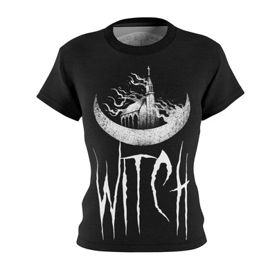Satanic Witch Church of night Sabrina Tee