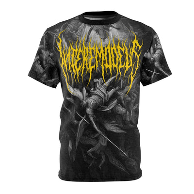 Interemodeus all over print exclusive  t shirt