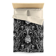 Distressed Occult Duvet Cover