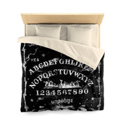 Gothic furniture | Ouija Duvet Cover