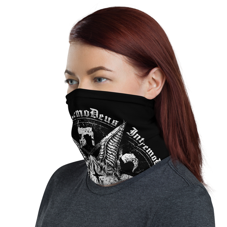 Sigil of Baphomet Neck Gaiter