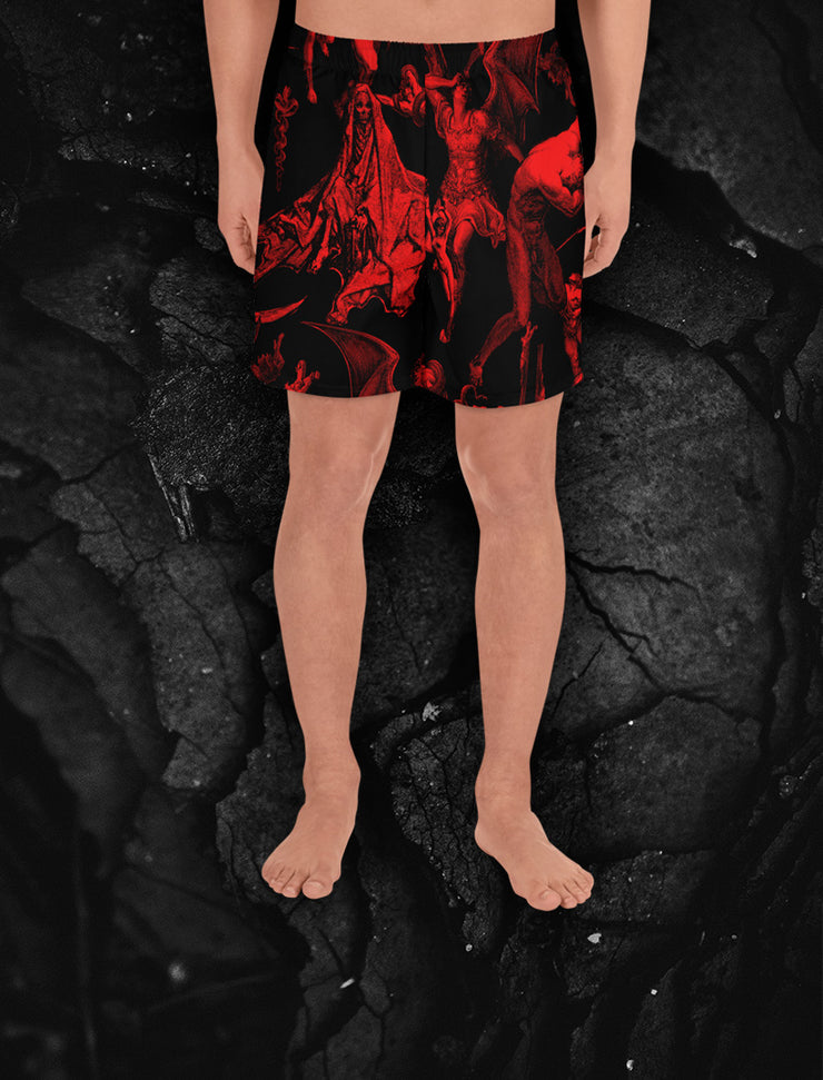 The Gates Of Hell -Men's Shorts