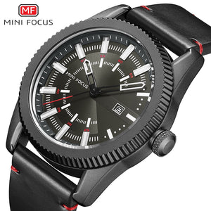 ORIGINAL MINIFOCUS BRAND GENTS QUARTZ WATCH