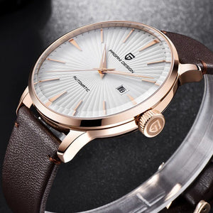 Original PAGANI DESIGN Ultra High Quality Latest Fully Automatic Mechanical Rose Gold Classic Watch PD-2770