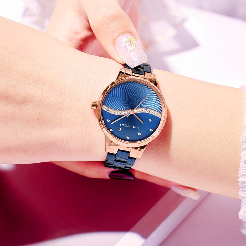 Original MINIFOCUS Fashion Quartz Women's Watch