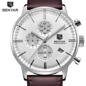 BENYAR CLASSIC MEN'S CHRONOGRAPH WATCH