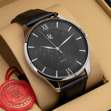 Original Delawrance ULTRA SLIM Mens Best Selling Classic Quartz Watch DL-255