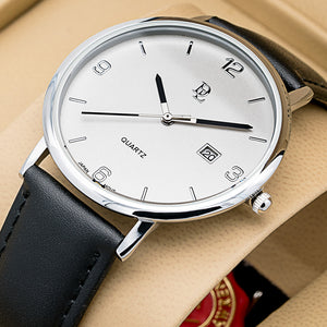 Original Delawrance ULTRA SLIM Mens Best Selling Classic Quartz Watch DL-216