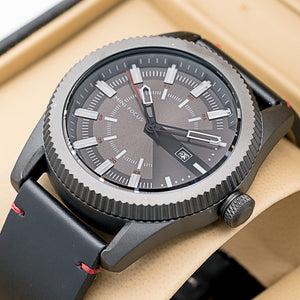 CLEARANCE SALE ORIGINAL MINIFOCUS BRAND GENTS QUARTZ WATCH