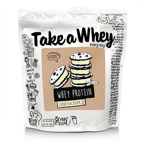 Take-A-Whey Protein Blend 2lbs