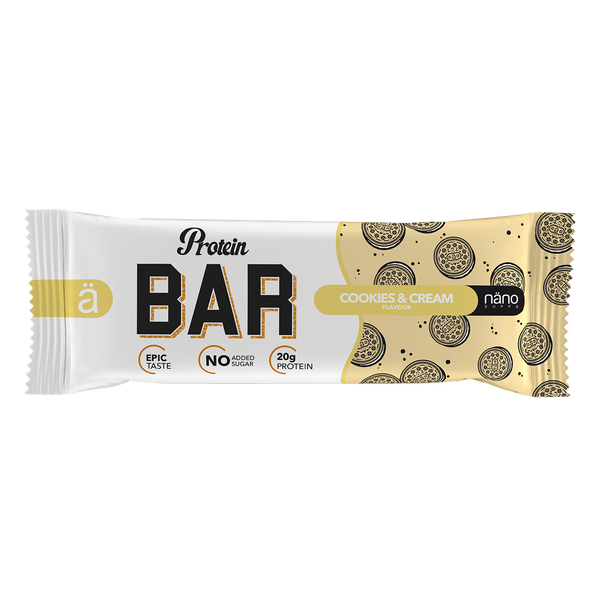 Protein Bar Cookies & Cream 58g
