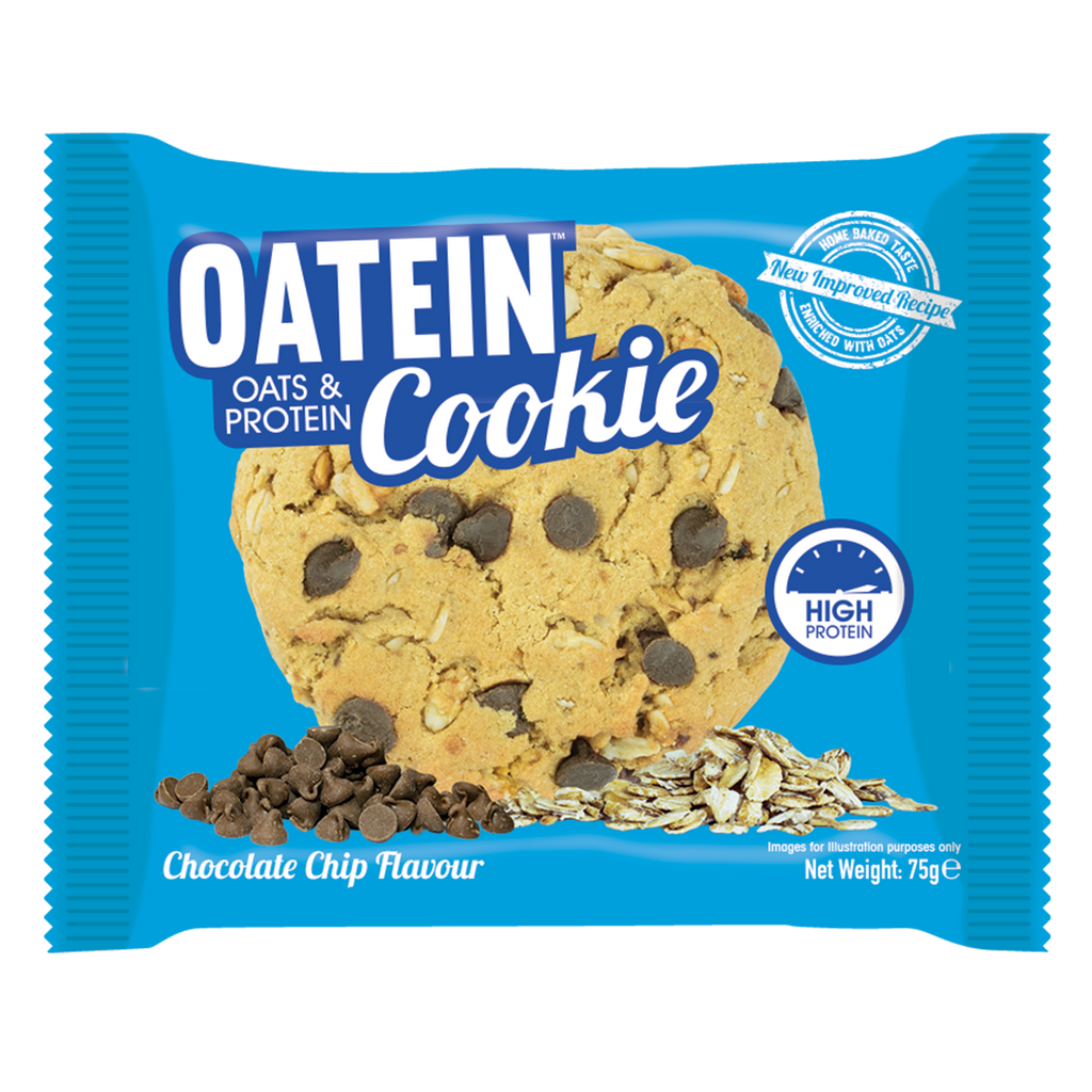 Oatein Cookie - 75g Chocolate Chip