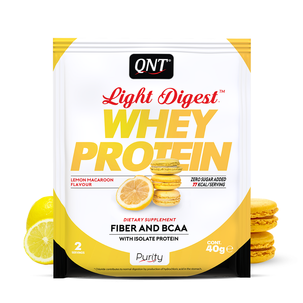 Light Digest Whey Protein Lemon Macaron