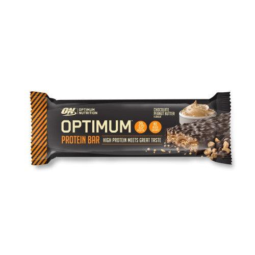 OPTIMUM Protein Bar Chocolate-Peanut Butter