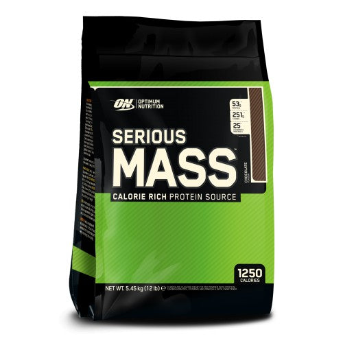 Serious Mass ON gainer 12lb - 5.445g - swisseprofood-ch.myshopify.com