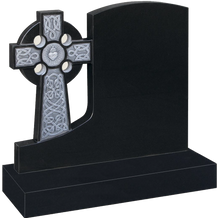 Load image into Gallery viewer, Black Antique headstones