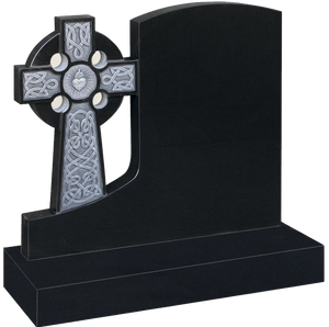 Black Antique headstones