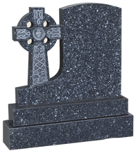 A 35 Headstone - Antique