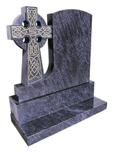 Load image into Gallery viewer, 35 Headstone Celtic Cross Silver
