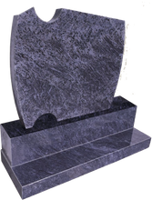 Load image into Gallery viewer, C1 Granite Headstone