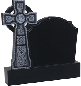 Boyne Celtic Cross - Antique