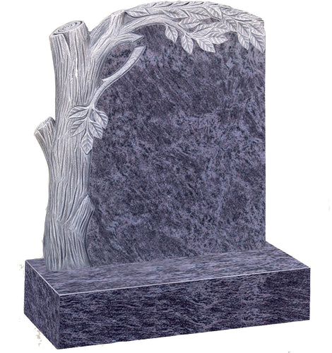 Carved Tree - Antique