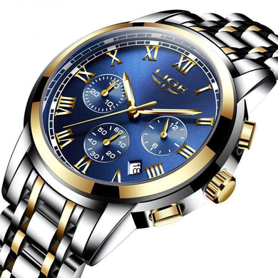 Luxury Chronograph Watch