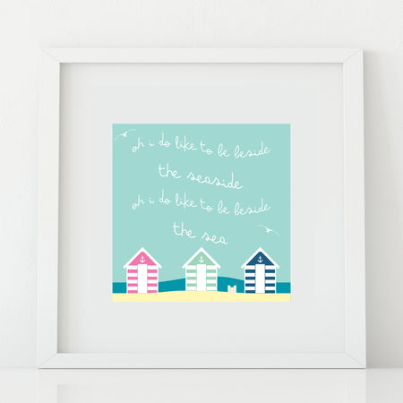 'Boys Will Be Boys' Print