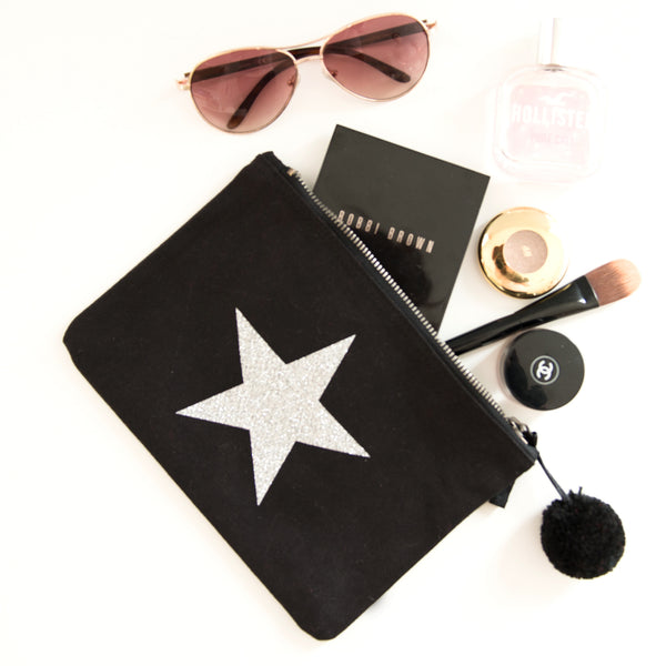 Star make up bag