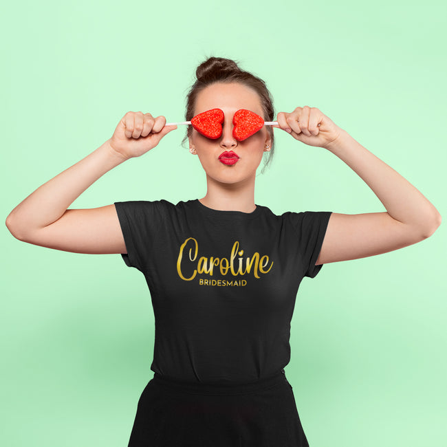 Personalised Hen Do T-Shirts