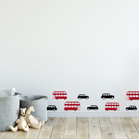 Mini Alien Wall Stickers