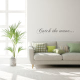 'Catch the Wave' Wall Sticker