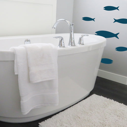 Mini Fish Wall Stickers