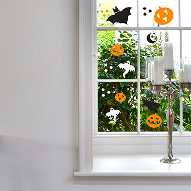 Halloween Mini Window/Wall Stickers