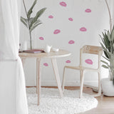 Mini Lips Wall Stickers
