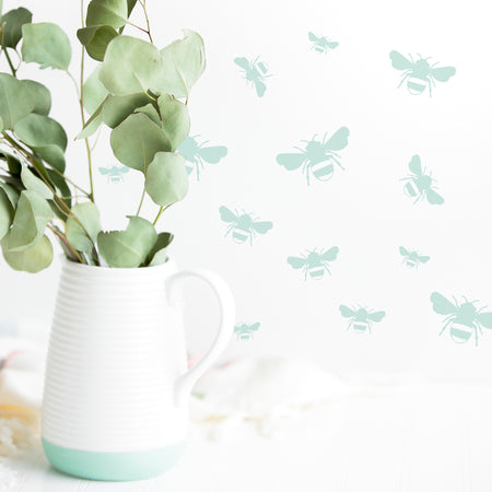Mini Autumn Leaves Wall Stickers